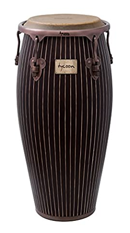 Tycoon Percussion MTCHC-130AC/ST1 12-1/2 inch Master Hand Crafted Pinstripe Series Tumba Conga