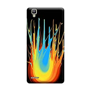 Ebby Premium Printed Back Case Cover With Full protection For Oppo F1 (Designer Case)