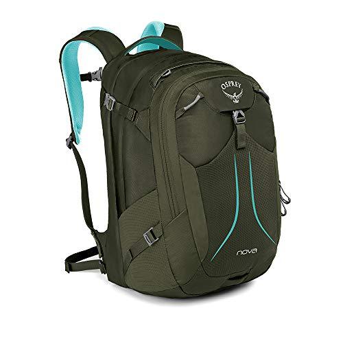 Osprey Nova 33 Rucksack für Arbeit, Schule und Freizeit, für Frauen - Misty Grey (O/S)
