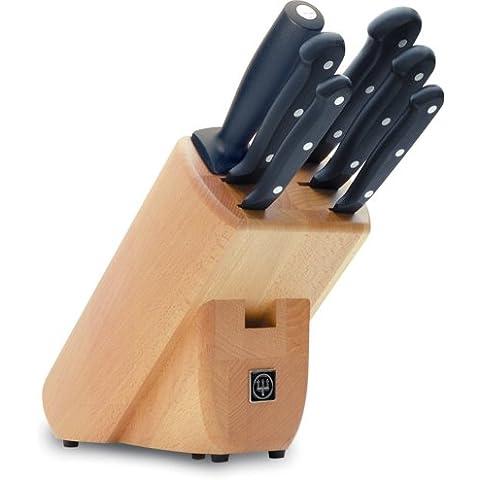 Wüsthof 9831 - Juego de cuchillos de cocina con soporte
