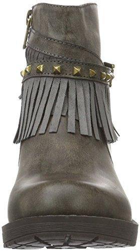 Refresh 62259, Baskets   femme Gris - Grau (Gris)