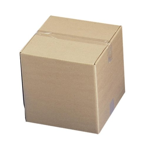 Sparco Shipping Carton, 8 x 8 x 8 Inches, 25-Pack, Kraft (SPR02232)