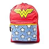 DC bp06l7dco Wonder Woman Gadget mochila con cinturón y correa para el pecho