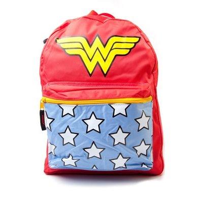 DC bp06l7dco Wonder Woman Gadget Zaino con Cintura e cinghia sul petto