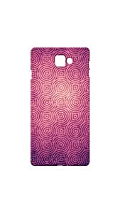 Back Cover for Samsung Galaxy A7 (2016) : By Kyra