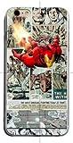Art-design Coque iPhone 7+ Plus et iPhone 8+ Plus Iron Man Marvel Super Hero Comics...