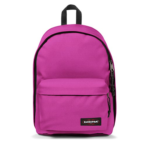 Eastpak Out of Office Sac à Dos Enfants, 44 cm, 27 liters, Rose (Tropical Pink)