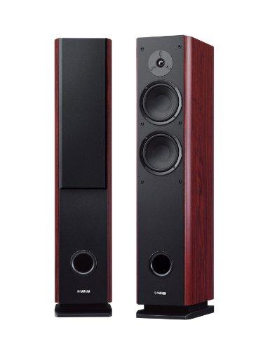 Yamaha ns-f160rw Lautsprecher für MP3& iPod schwarz, braun (Yamaha Ipod)