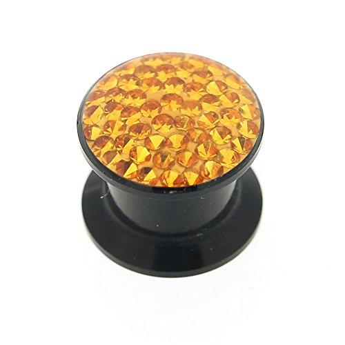 9-16-de-pouce-14mm-epoxy-colore-trefle-multi-topaz-pierre-en-cristal-noir-uv-acrylique-filetage-inte