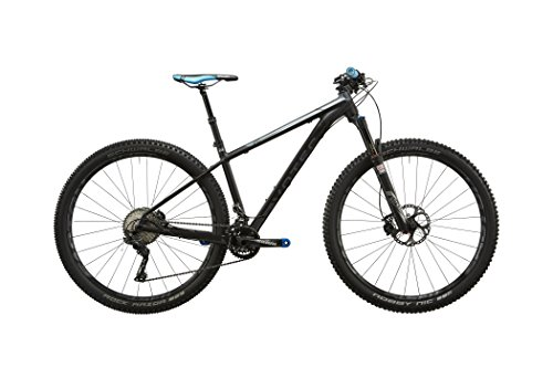 VOTEC VC Pro Cross Country Hardtail 2×11 29″ black matt/dark grey glossy 2017 MTB Hardtail
