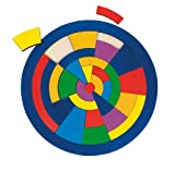 Goki - Puzzle de madera (57849)