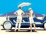 Bonneville Salt Flats by Maurice, Mike -...