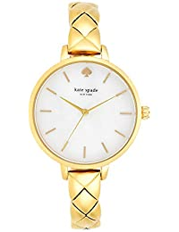 Kate Spade Analog White Dial Women's Watch-KSW1471