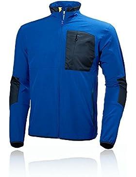 Helly Hansen Wynn Rask, Chaqueta Deportiva para Hombre, Azul, Medium (Tamaño del Fabricante:M)