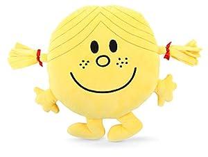 Mr Men Little Miss 1208 Little Miss Sunshine - Peluche de Peluche, Color Amarillo