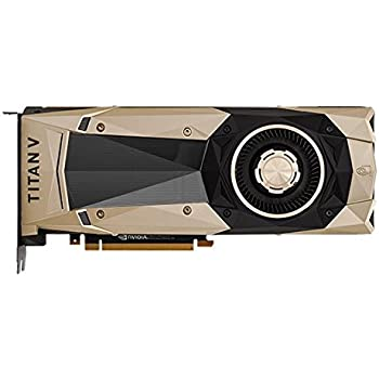 NVIDIA Titan V - Grafikkarte - 12 GB HBM2: Amazon.es ...