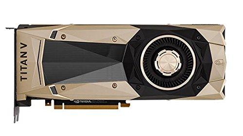 NVIDIA Titan V - Grafikkarte - 12 GB HBM2 (Titan Grafikkarte)