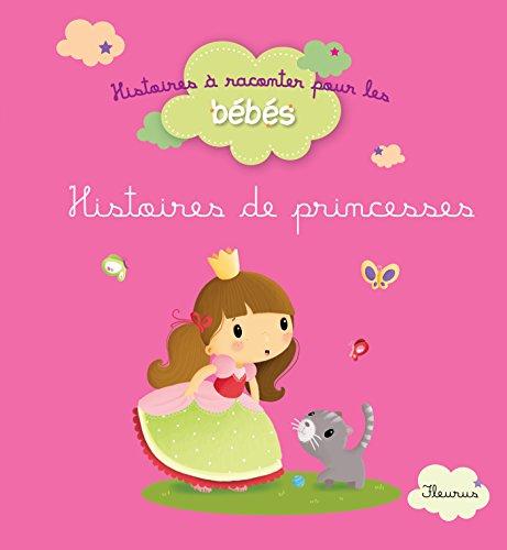 Book's Cover of Histoires de princesses