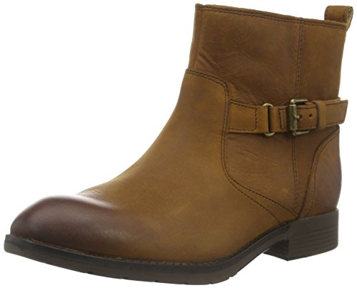Sebago Damen Nashoba Low Boot Wp Kurzschaft Stiefel Braun (Brown Leather WP)