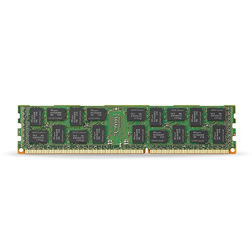 Cheapest Kingston KVR13R9D4/16G RAM 16 GB 1333 MHz DDR3 ECC Registered CL9 DIMM 240-Pin Discount