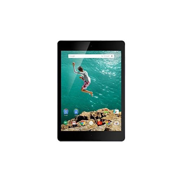 HTC Google Nexus 9 32GB 8.9″ Unlocked GSM 4G LTE Android 5.0 (Lollipop) Phone / Tablet PC – Indigo Black – International Version