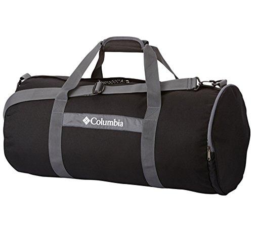 Columbiabarrelhead medium - borsa per lo sport - black/graphite nero