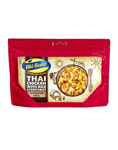 BLA Band Thai Huhn mit Reis und Gemüse, n/a (Thai-band)