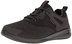 Reebok Mens Stylescape 2.0 Arch Fashion Sneaker, Black/Coal/Primal Red/White, 8.5 M US