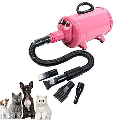 MC.PIG Pet Control 2800W Professional Stepless Velocidad