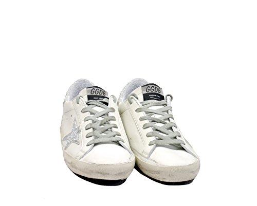 Golden Goose Sneakers Superstar Bianco
