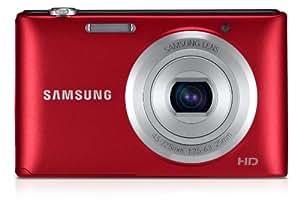Samsung ST72 Camera Red