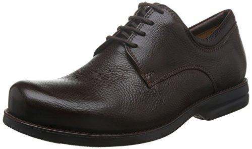 Anatomic&Co Manaus - Zapatos de cordones de Piel para hombre Marrón Marrone (Cognac Toast) NqdZk7Q