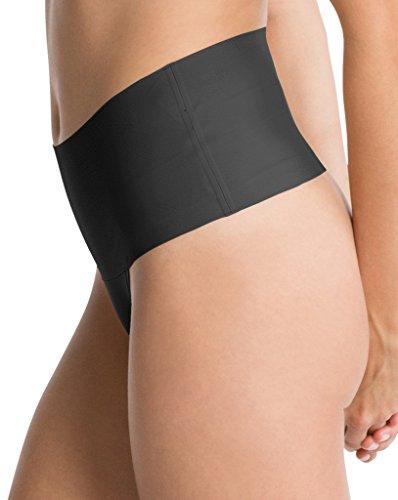 Spanx Undie-tectable Thong Very Black