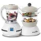 Babymoov Cream - Robot de cocina Nutribaby