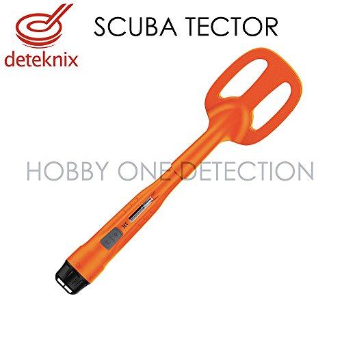 Deteknix Scuba Tector, Unterwasser-Metalldetektor, orange