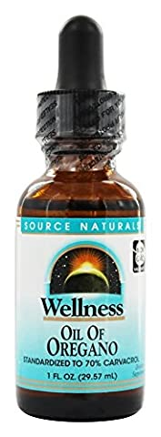Source Naturals - Wellness Oil of Oregano - 1 oz.