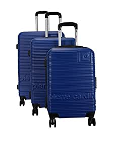 Valise cabine 4 roues rigide Ford Mustang bagage cabine polycarbonate