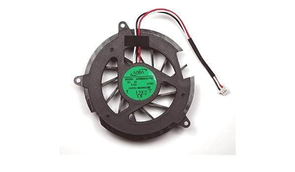 Fans, Heat Sinks & Cooling Computer Components & Parts Hp Pavilion Dv5093ea Compatible Laptop Fan For Amd Processors