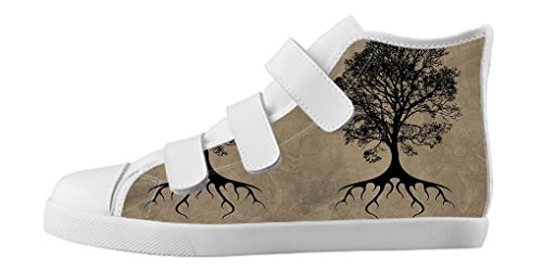 Dalliy Tree of Life Baum des Lebens Boy's Canvas shoes Schuhe Footwear Sneakers shoes Schuhe A