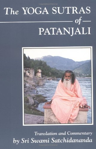 Yoga Sutras of Patanjali: (Old Edition) by Sri Swami Satchidananda (1992-04-01)
