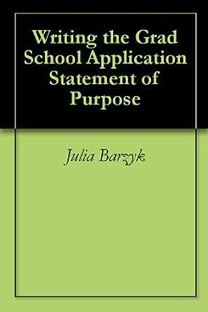 College admission essay statement of purpose