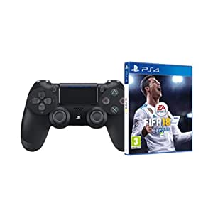 Pack Manette PS4 + FIFA 18