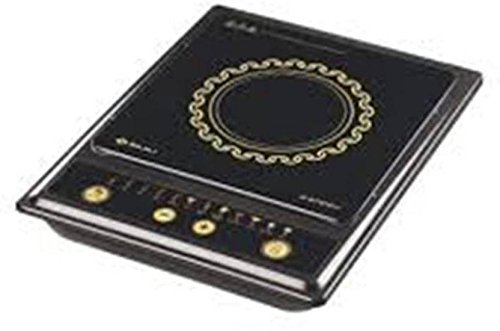 Bajaj 1200 W Splendid Induction Cooker (Black)