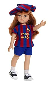 Paola Reina - Cristi, muñeca de Vinilo, 32 cm (04703)