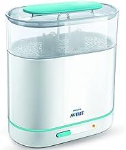 Philips Avent 9430245 Buharlı Sterilizatör 3'Ü 1 Arada, Mavi