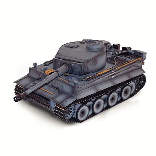 Unbekannt RC Panzer Torro 1/16 RC Tiger I Frühe AUSF. grau IR