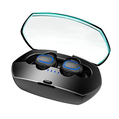 Haludock Dual Wireless Bluetooth Headset Stereo-Headset In-Ear-Kopfhörer