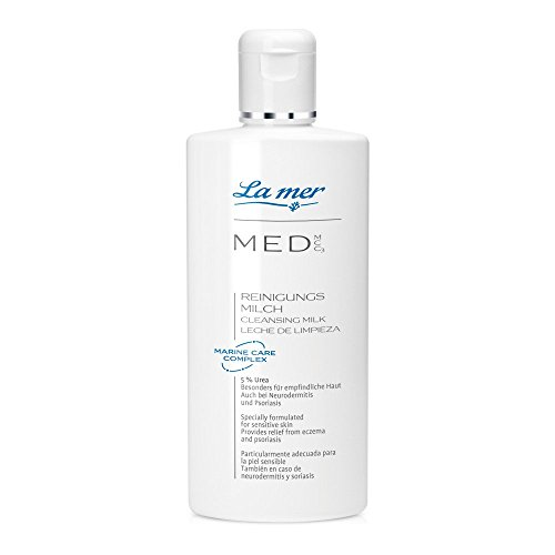 LA MER MED Neu Reinigungsmilch o.Parfüm 200 ml Milch (Parfüm La Mer)