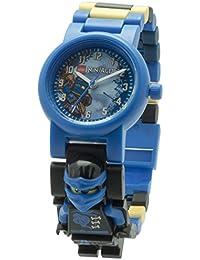 LEGO Unisex-Armbanduhr Ninjago Sky Pirates Jay Analog Quarz Plastik 8020530