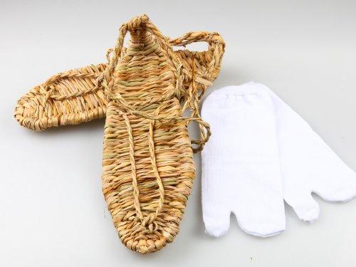 tabi-socks-sandals-bleach-cosplay-bleach-wind-straw-sandals-l-japan-import